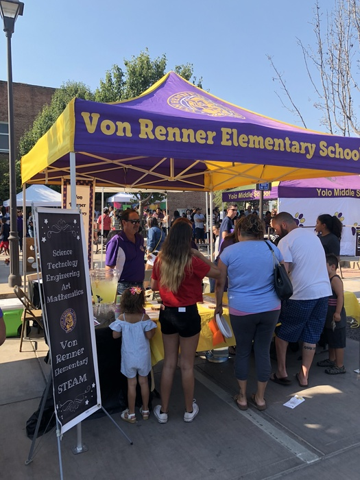 Von Renner Back to School Festival