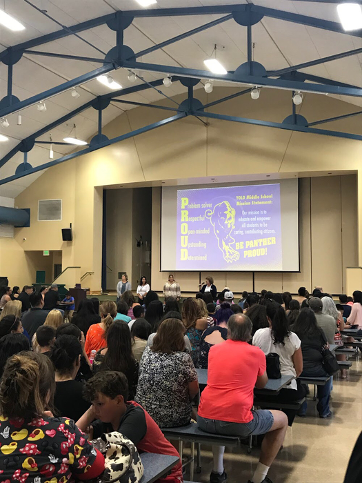 Back to School Night 2018