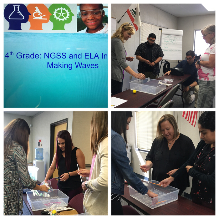 NGSS Training