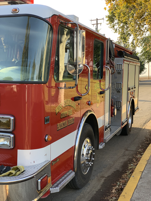 West Stanislaus County Fire Protection