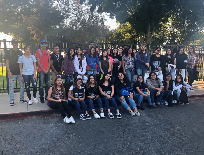 OHS Learning Directors take students to CSU Fresno