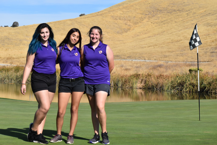 OHS Warriors golf team