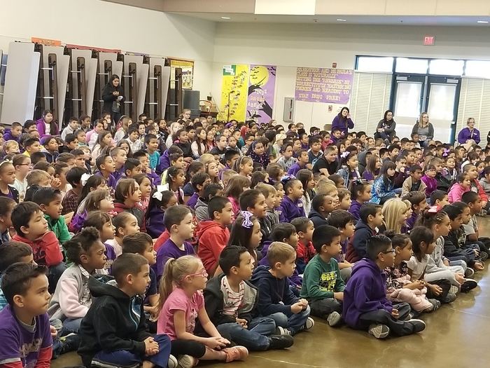 Anti-Bully Assembly