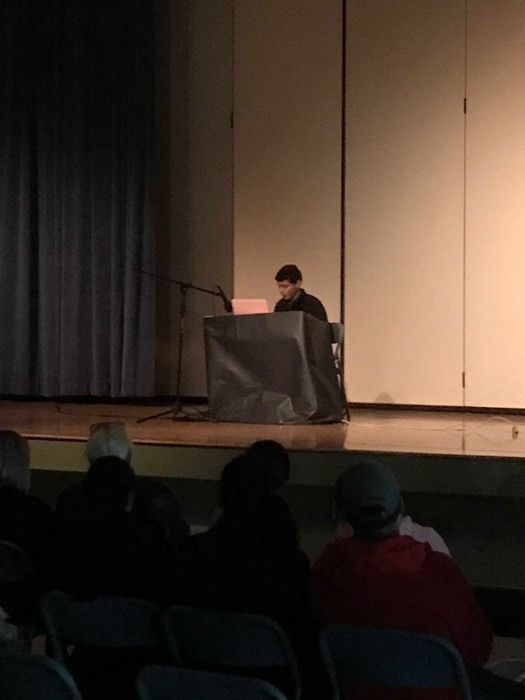 Yolo talent show 2018.