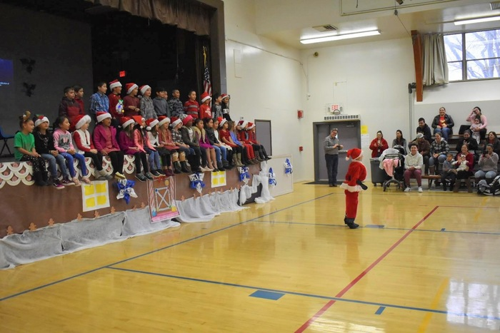 Hunt Elementary Performers