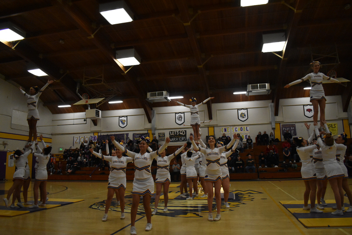 OHS CHEER