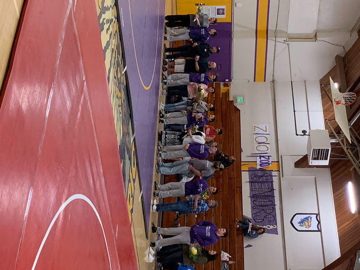 Senior Night Wrestling