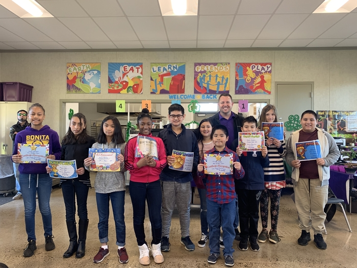 2nd Trimester Awards - 5th Grade