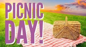 Picnic day Tomorrow