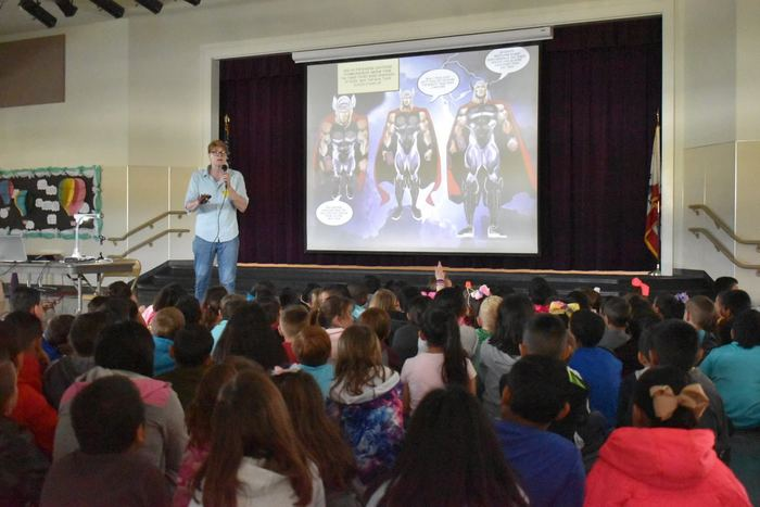 Superhero Assembly