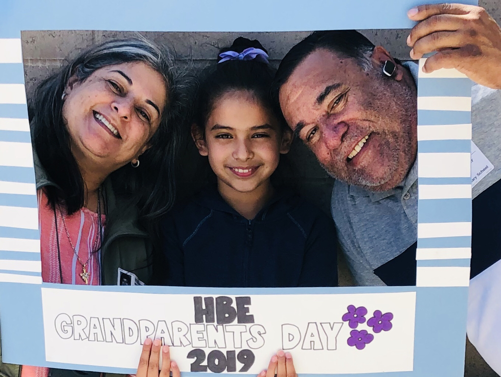 Grandparent's Day! Thank you to everyone who came out to Barrington today.