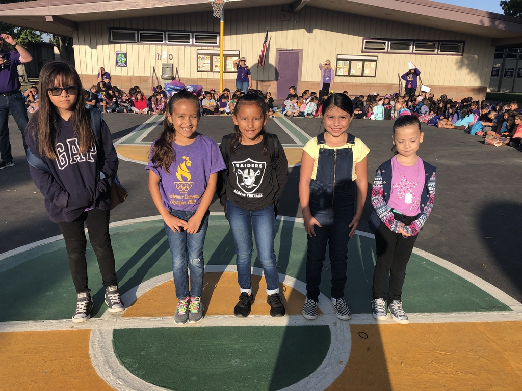 VR's Pawsome Students 9/27/19