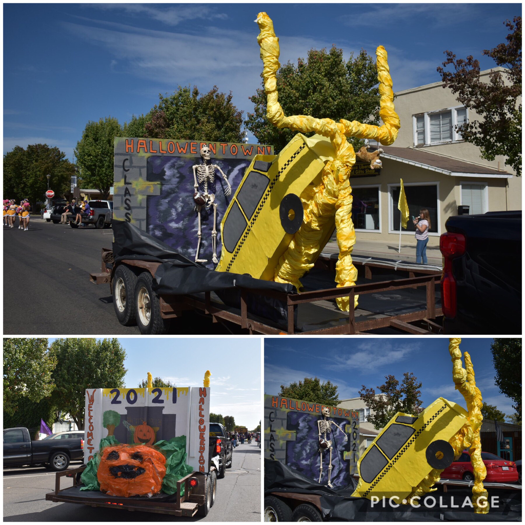 Junior float
