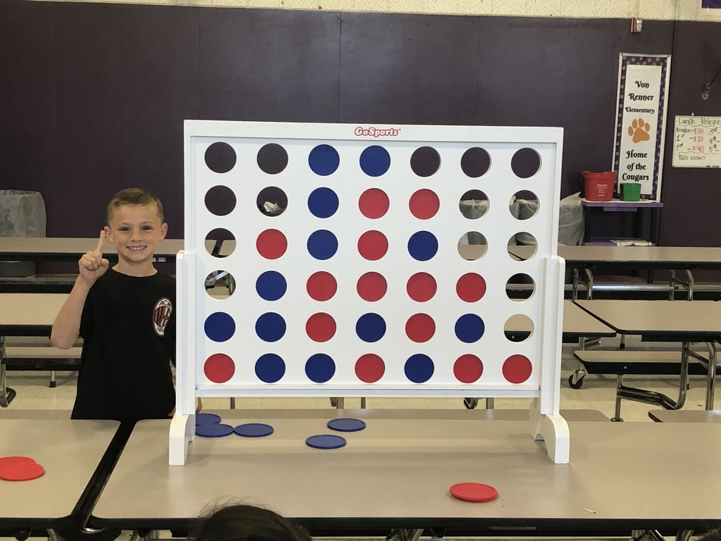 3rd grade connect 4 champion