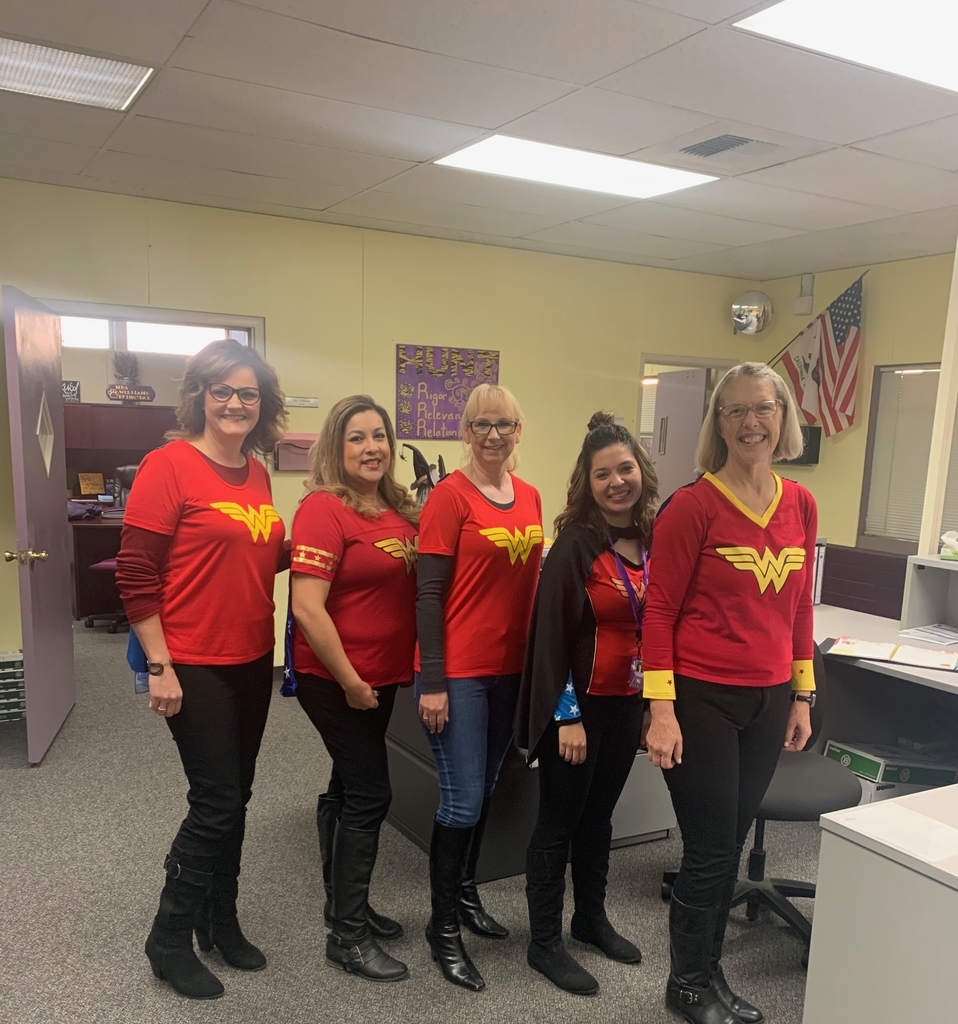 Our Office Staff is full of Wonder Women!
