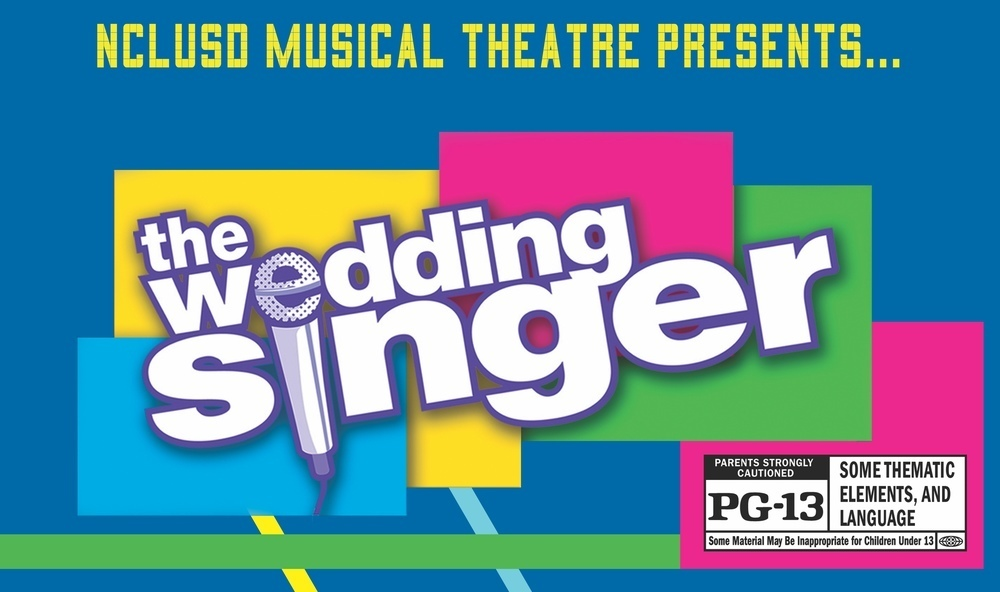 Wedding Singer Flyer