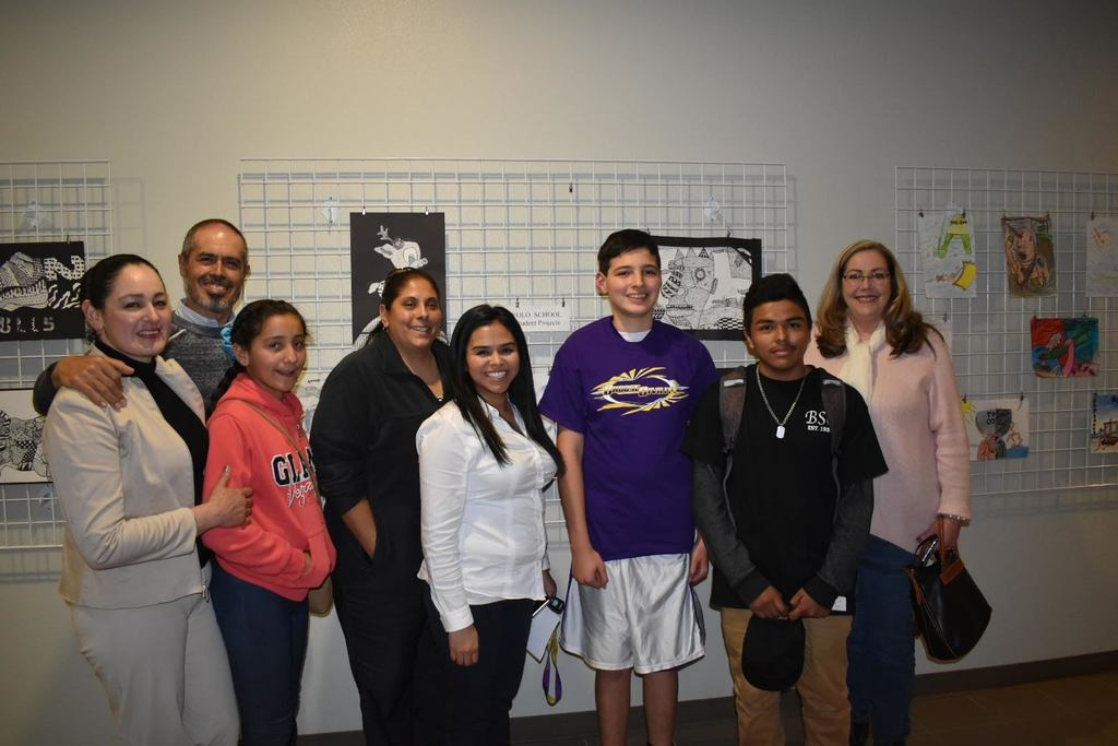 Yolo Middle School Choose Civility Recipient Ramiro Beltran
