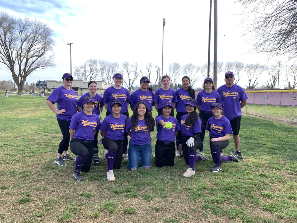 Warrior Softball JV