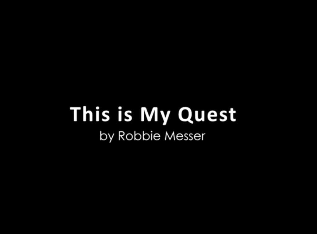 This is my Quest Video Title